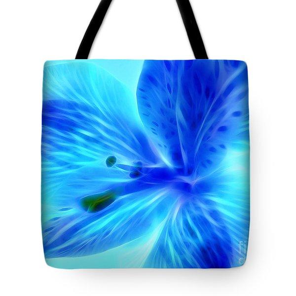 Delicate Nature Tote Bag