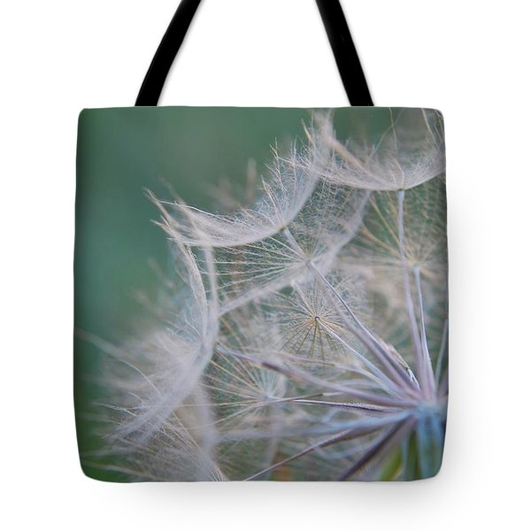 Tote Bag featuring the photograph Delicate Seeds by Amee Cave