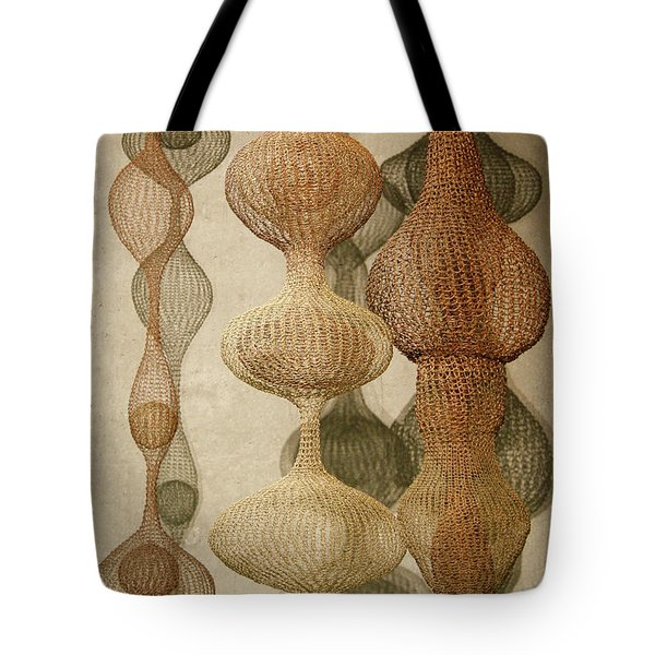 Tote Bag featuring the photograph Delicate Shapes by Roger Mullenhour