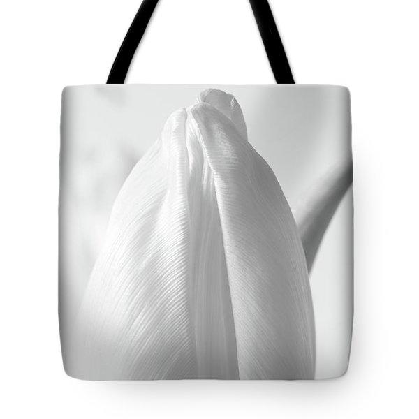 Delicate Tulip Tote Bag
