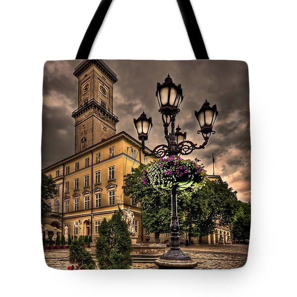 Delicately Peaceful Tote Bag by Evelina Kremsdorf