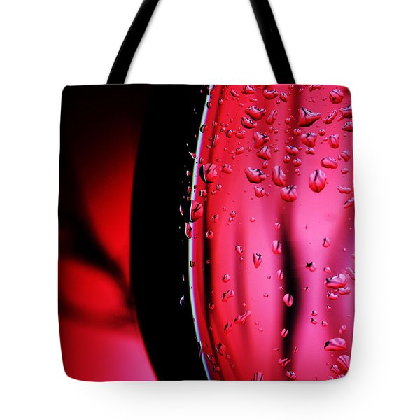 Delicious Red Tote Bag