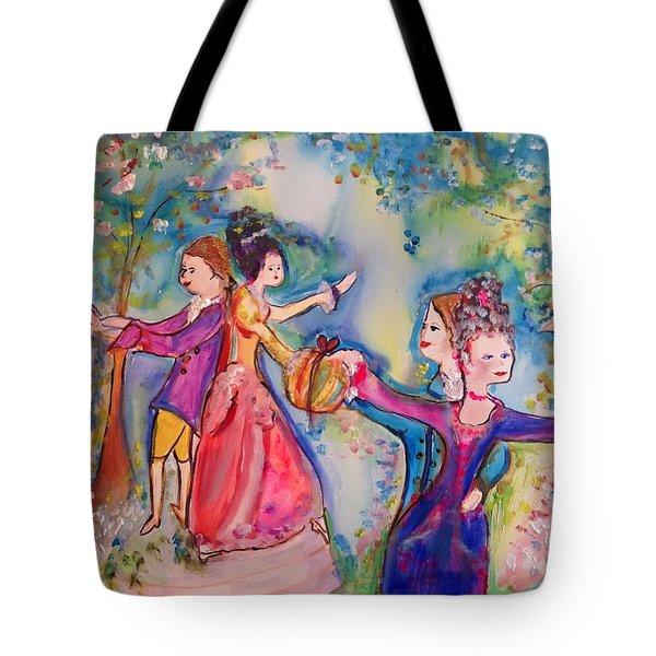 Delightful Company  Tote Bag