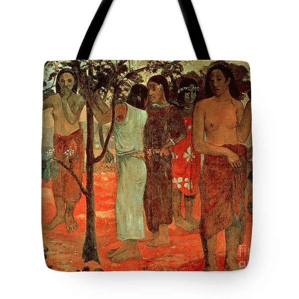 Delightful Days Tote Bag by Paul Gauguin