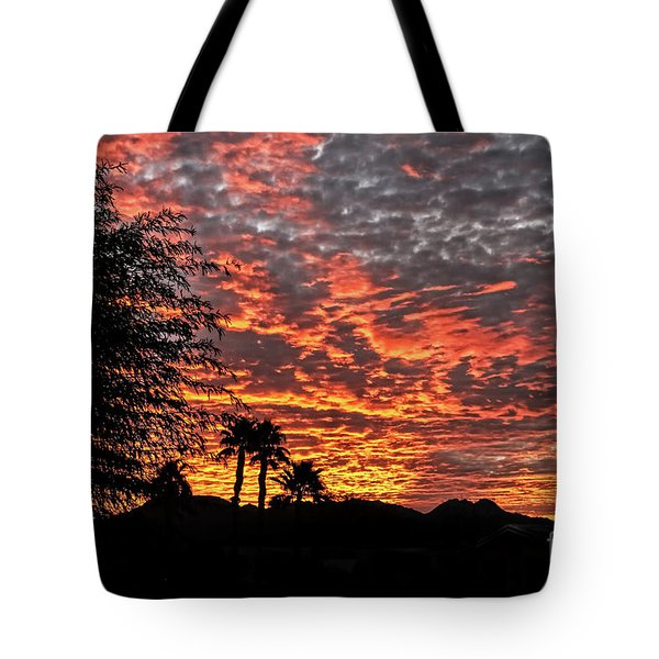 Tote Bag featuring the photograph Delightful Evening by Robert Bales