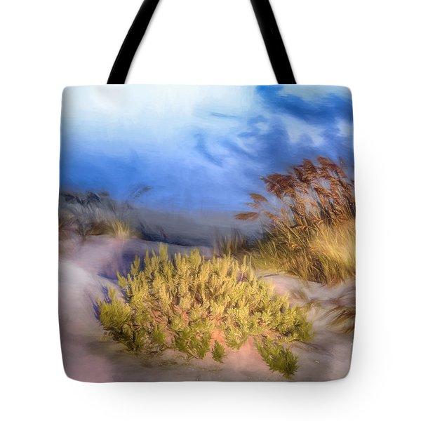 Delightfully Quiet Tote Bag