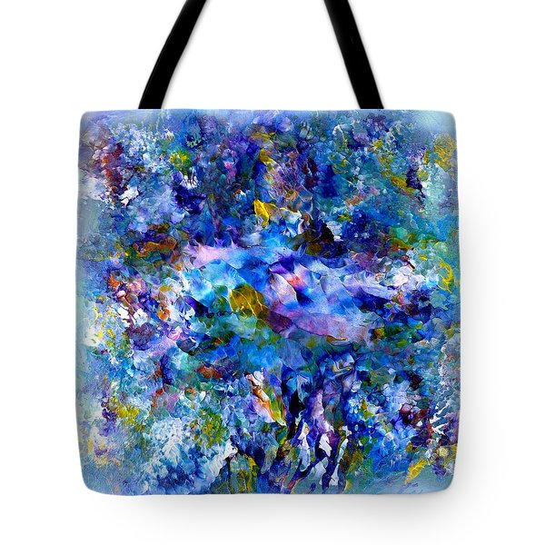Delightfuly Beautiful Tote Bag