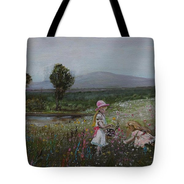 Delights Of Spring - Lmj Tote Bag