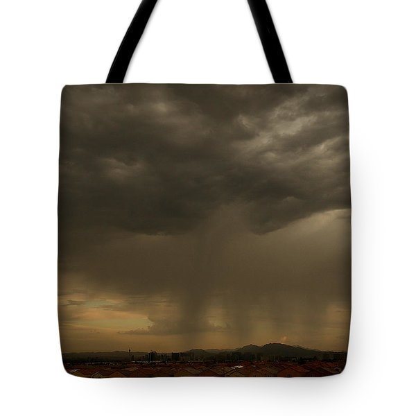 Deliver The Rain Tote Bag