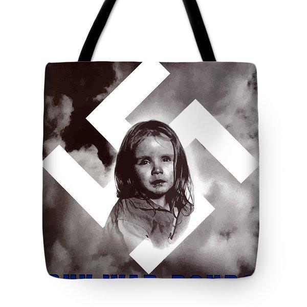 Deliver Us From Evil Tote Bag