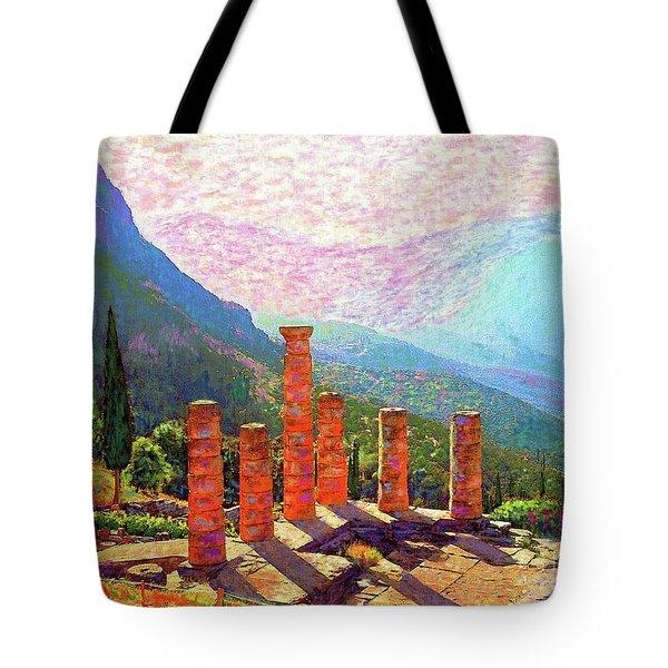 Delphi Magic Tote Bag