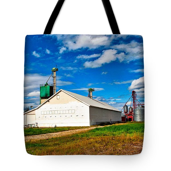 Delta Farmers Co Op Tote Bag