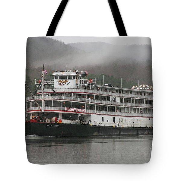 Delta Queen Tote Bag