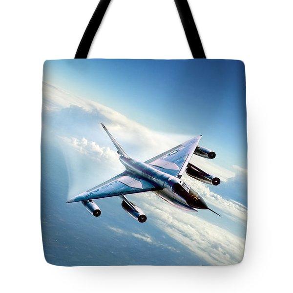 Delta Wing Wonder Tote Bag