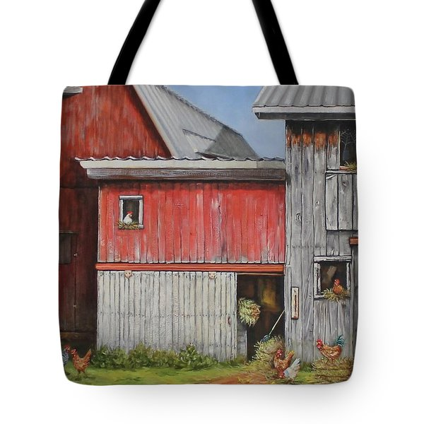Deluxe Accommodations Tote Bag