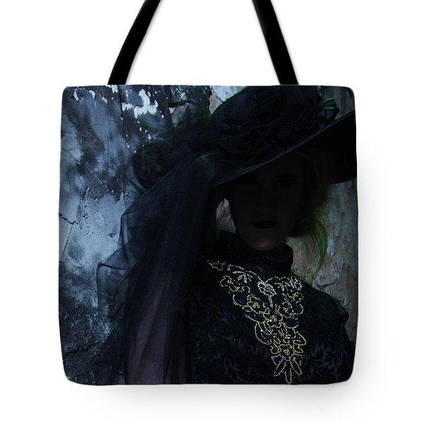 Tote Bag featuring the photograph Demimonde Belle Epoque Haunt by Gregg Cestaro