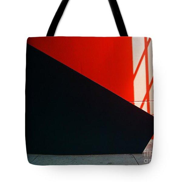 Demon Up Tote Bag