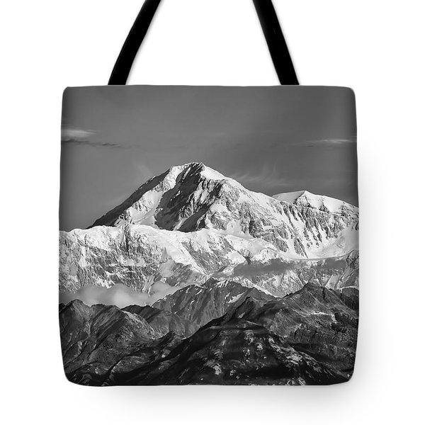 Denali Grey Tote Bag