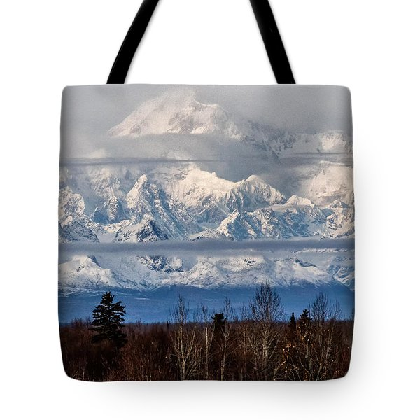 Tote Bag featuring the photograph Denlai 2016 by Michael Rogers