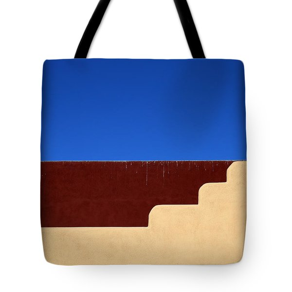 Denny's Roof Tucson Az Tote Bag by Mary Bedy