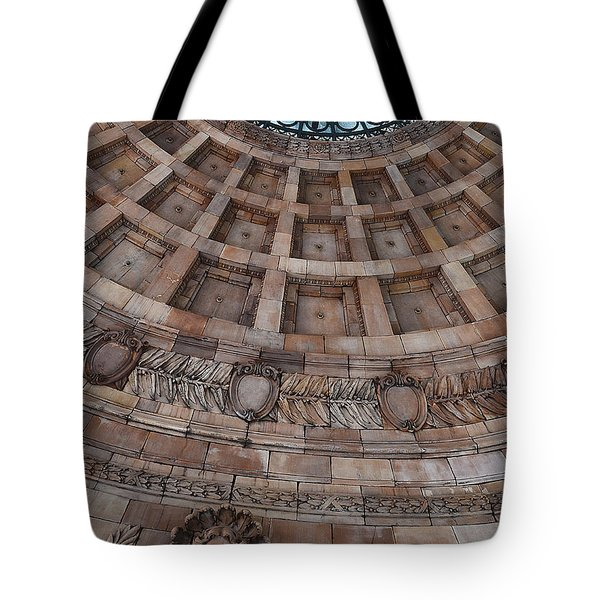 Dense Tremble Of Silence Tote Bag