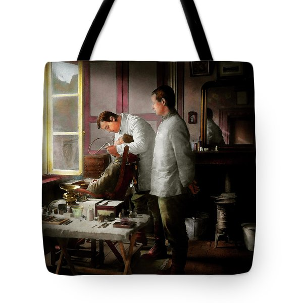 Dentist - The Horrors Of War 1917 Tote Bag