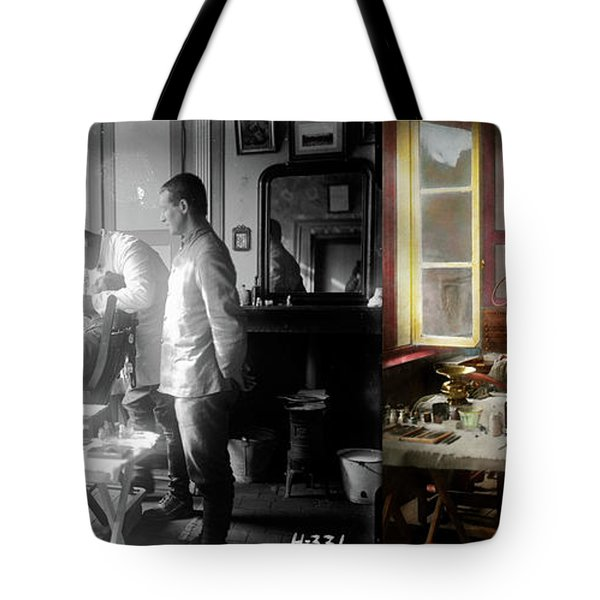 Dentist - The Horrors Of War 1917 - Side By Side Tote Bag