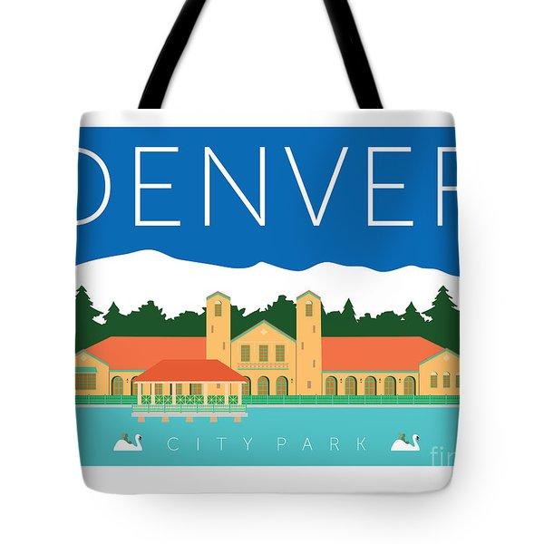 Denver City Park Tote Bag