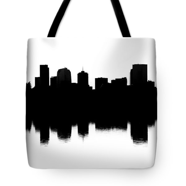 Denver Silhouette Tote Bag
