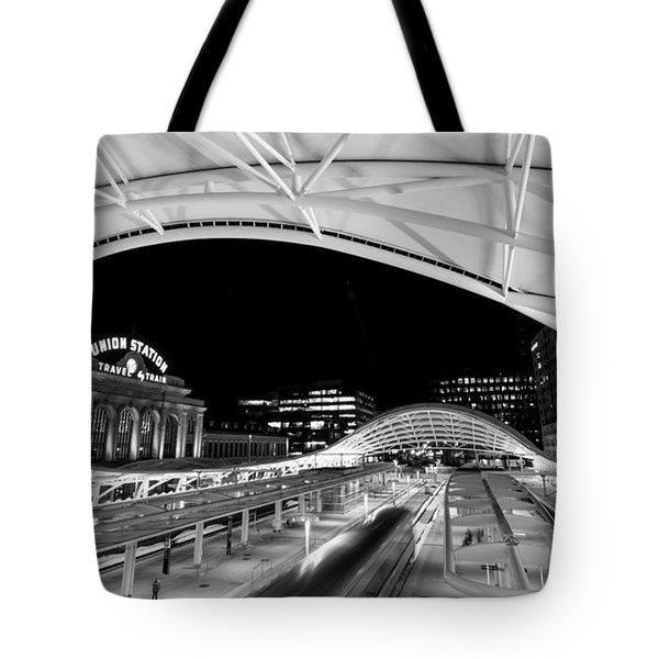 Denver Union Station 1 Tote Bag