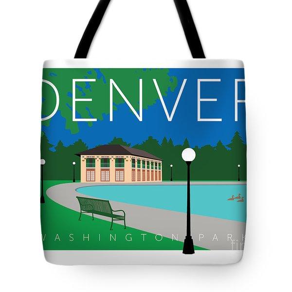 Denver Washington Park Tote Bag