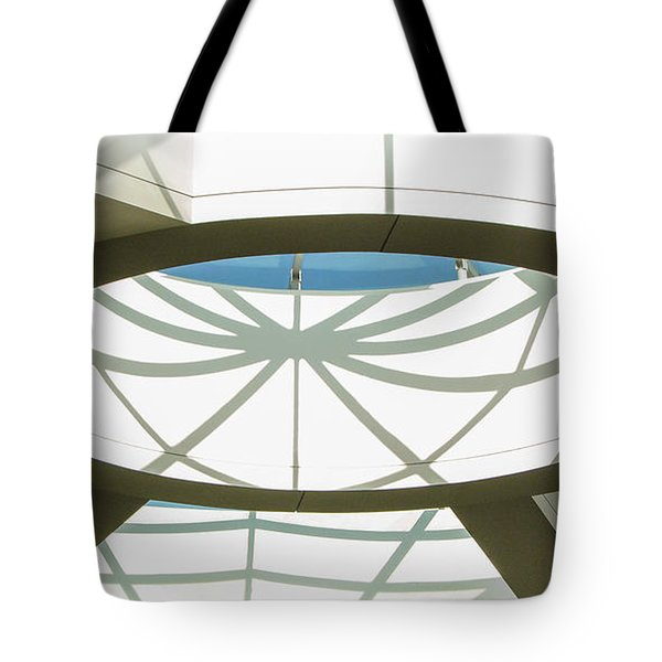 Departing San Diego's Web Tote Bag