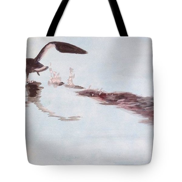 Departure Tote Bag by Stan Tenney