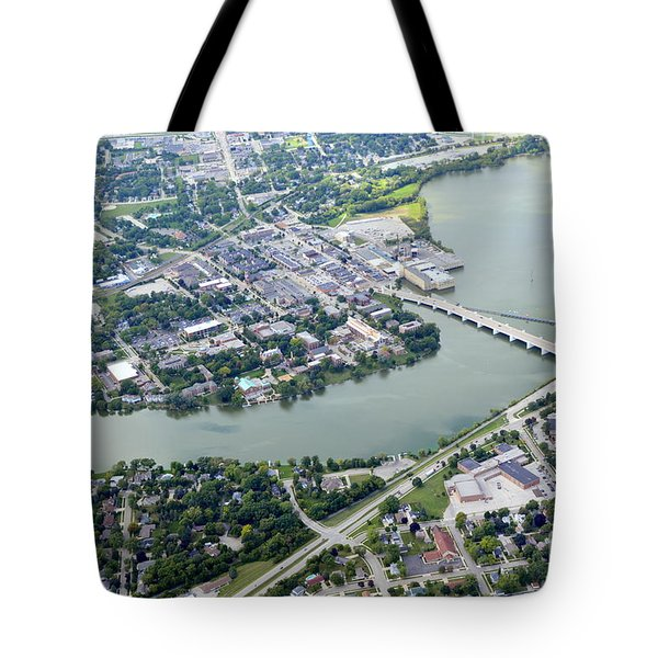 Depere 4 Tote Bag by Bill Lang