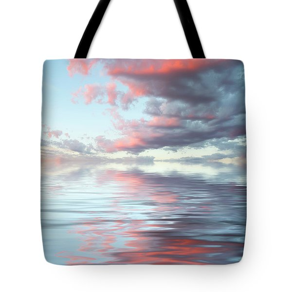 Depth Tote Bag by Jerry McElroy