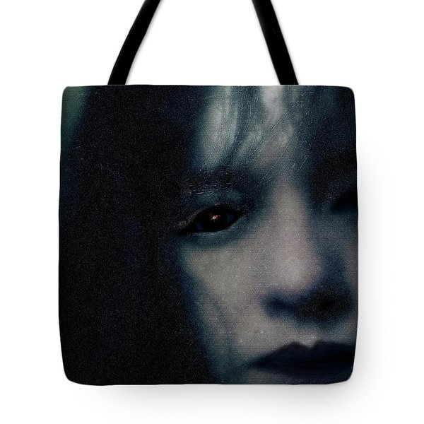 Tote Bag featuring the photograph Depth by Yvonne Emerson AKA RavenSoul