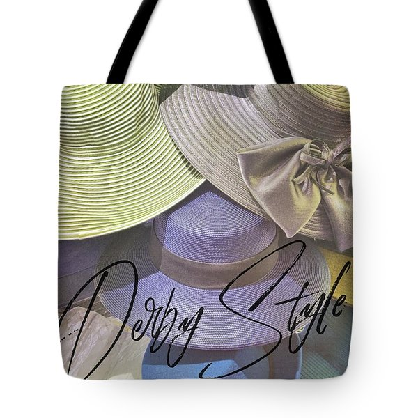 Derby Colors Tote Bag