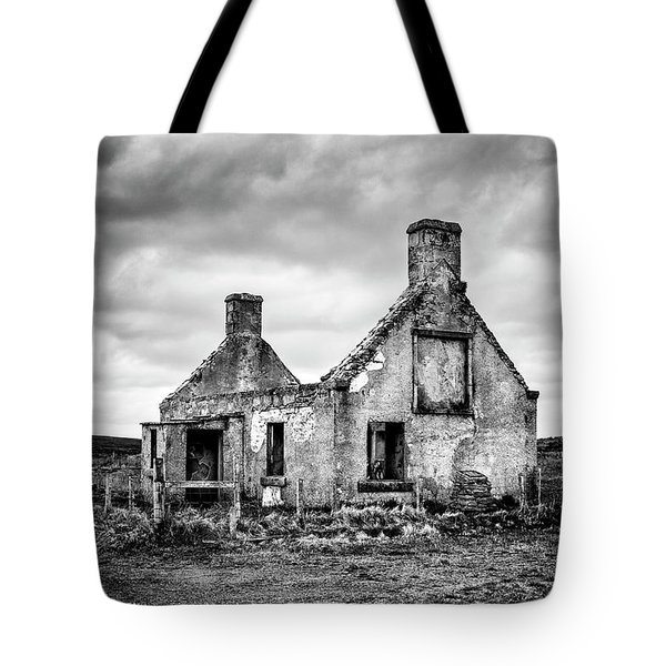 Derelict Croft Tote Bag