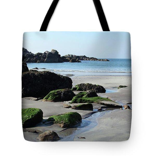 Derrynane Beach Tote Bag