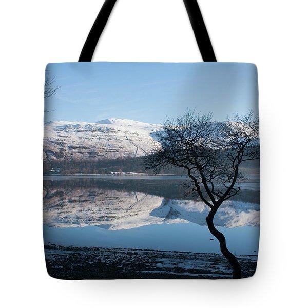 Derwentwater Tree View Tote Bag