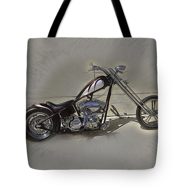 Deryls Ride Tote Bag