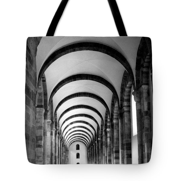 Descending Tote Bag