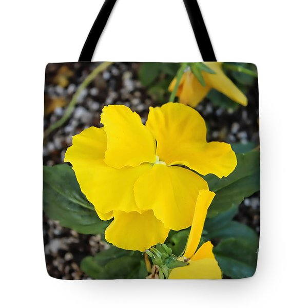 Floral Desert Beauty Tote Bag