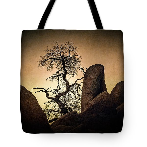 Desert Bonsai II Tote Bag