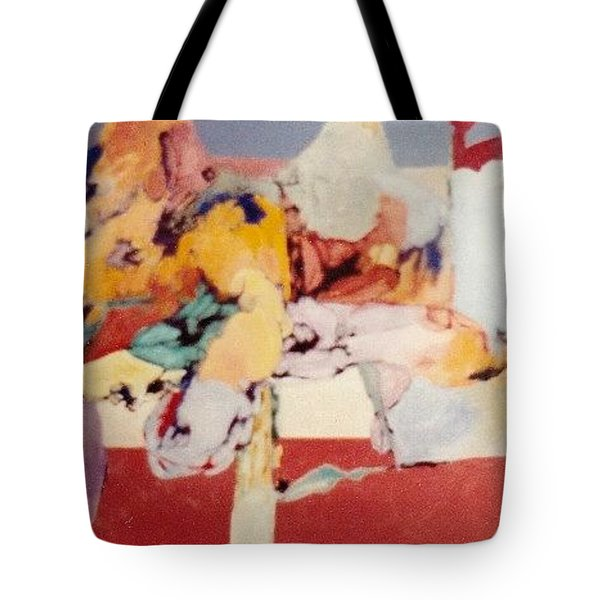 Desert Caravan Tote Bag by Bernard Goodman