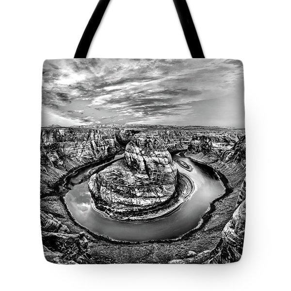 Desert Cauldron Tote Bag