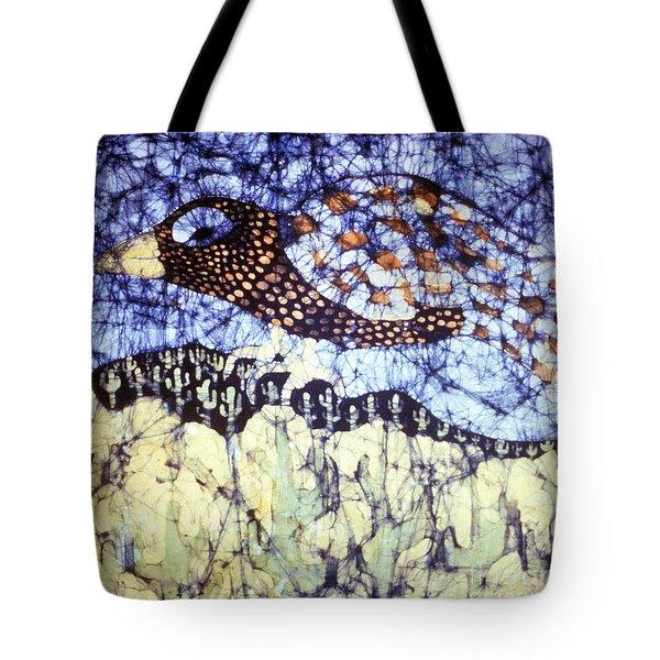 Desert Crow Tote Bag by Carol Law Conklin