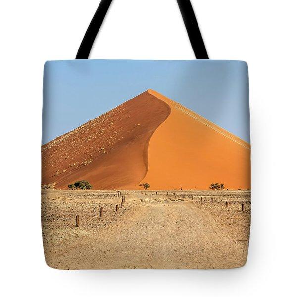 Desert Dune Tote Bag