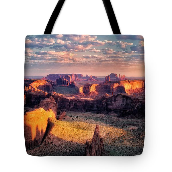 Desert Glow   Tote Bag by Nicki Frates