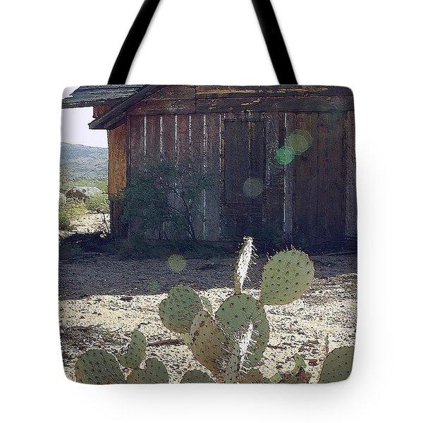 Desert Home Tote Bag